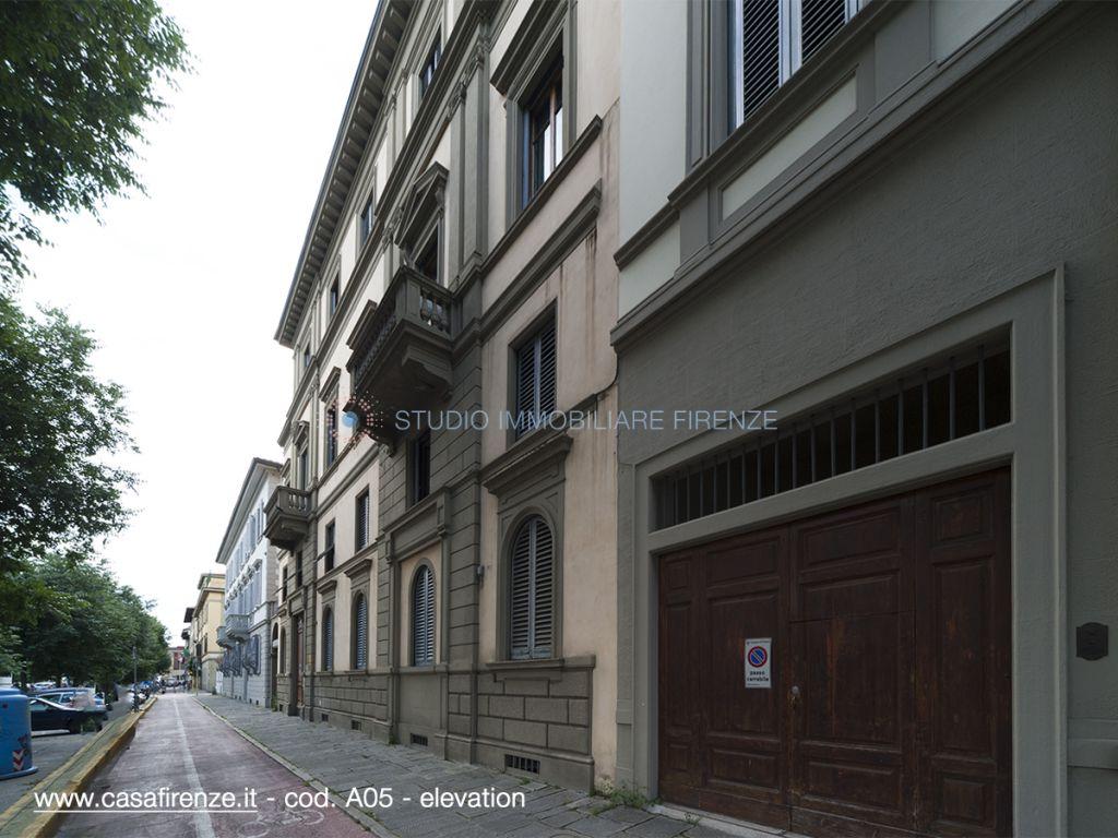 Bilocale Firenze Viale Gramsci 4