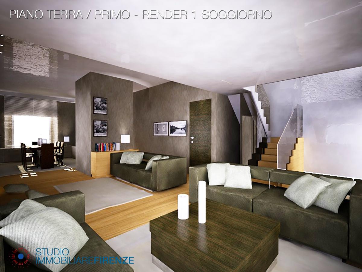 villa in vendita a Firenze Poggio Imperiale / Michelangelo / Pian ...