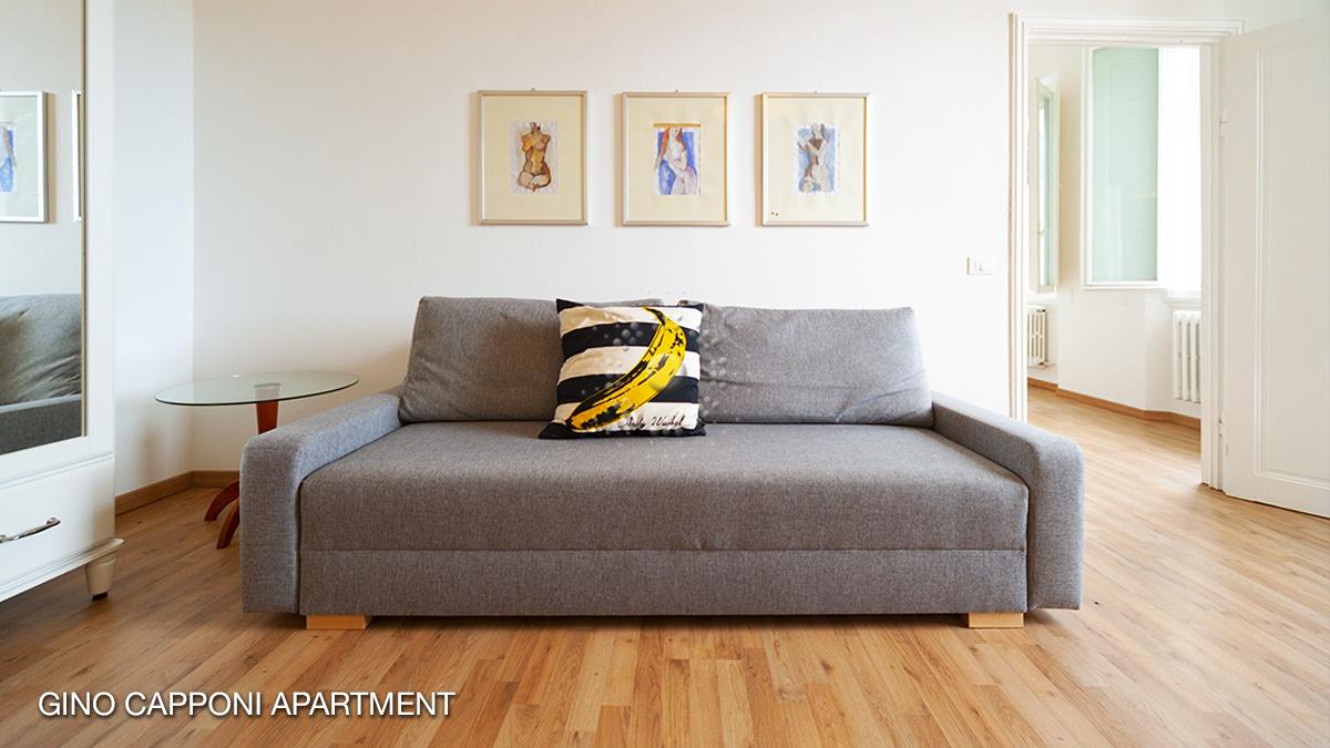 Appartamento in ottime condizioni arredato in affitto Rif. 10345017