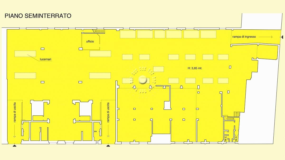 Box / Garage in vendita a Firenze, 1 locali, prezzo € 850.000 | CambioCasa.it