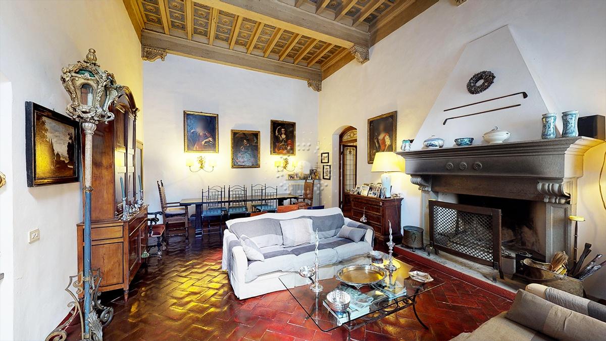 Appartamento in vendita a Bagno a Ripoli, 9 locali, prezzo € 790.000 | CambioCasa.it