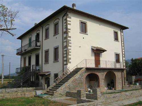 Bilocale Arezzo Vitiano 1