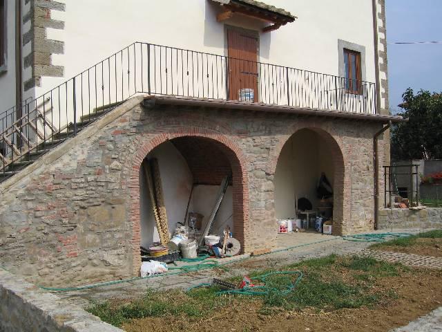 Bilocale Arezzo Vitiano 6