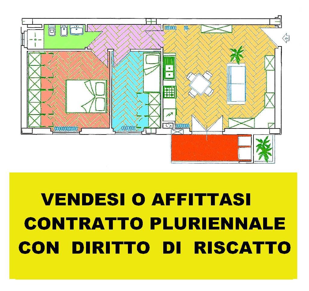 Bilocale Poppi Via Trento 1