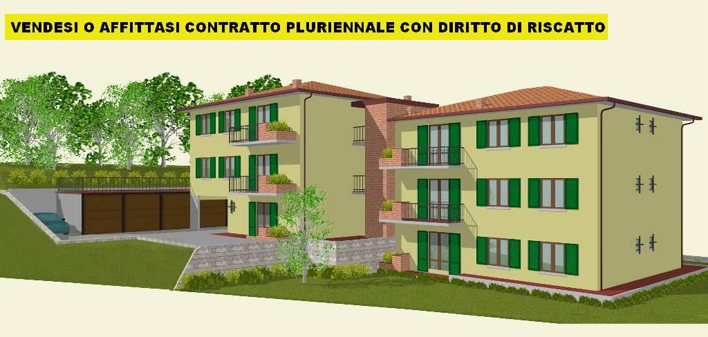 Bilocale Poppi Via Trento 5