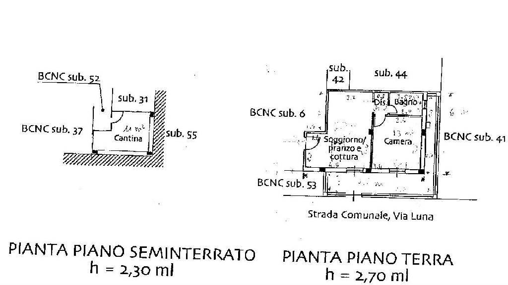 Vendita  bilocale Arezzo Via Luna 1 886216