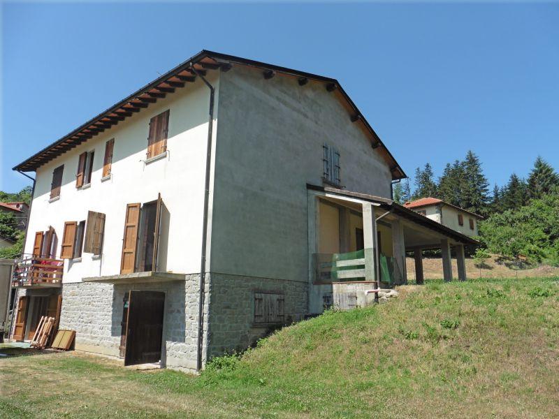 Soluzione Semindipendente in vendita a Montemignaio, 5 locali, prezzo € 99.000   CambioCasa.it
