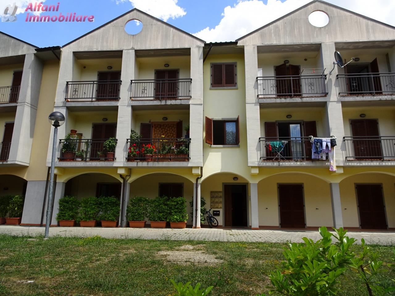 Appartamento indipendente trilocale in vendita a Pratovecchio (AR)
