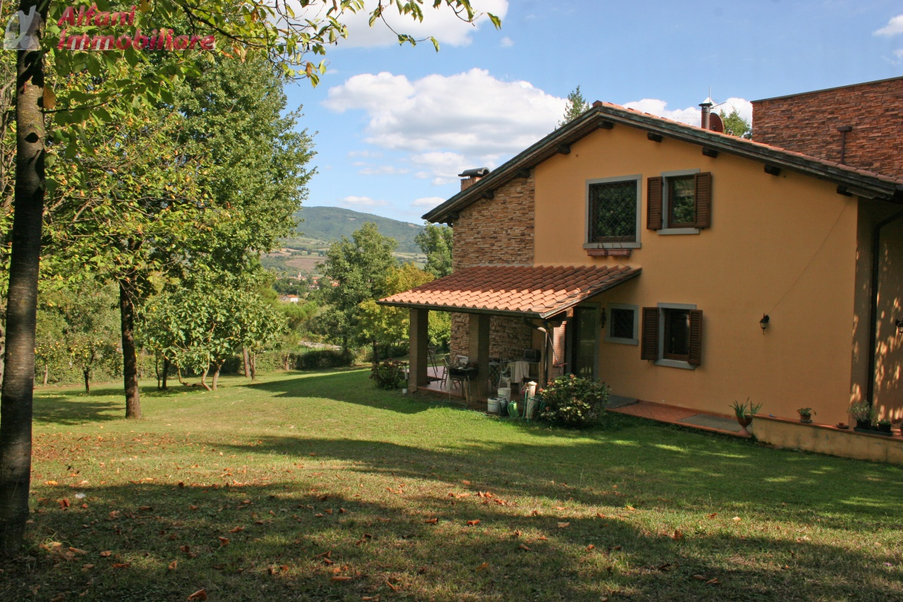 Villa singola BIBBIENA 444C