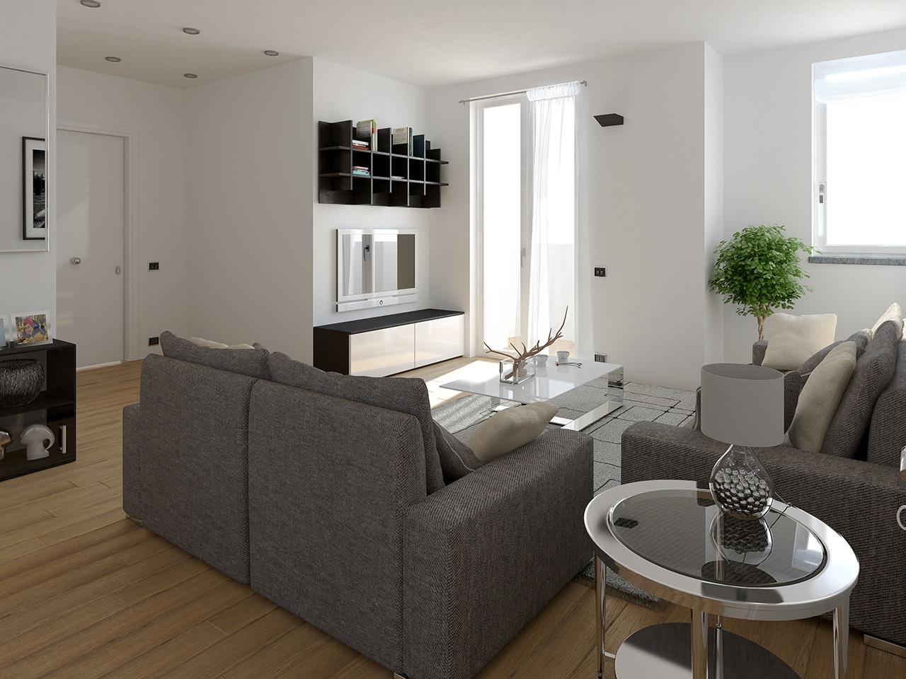 Appartamento in vendita Rif. 10536494