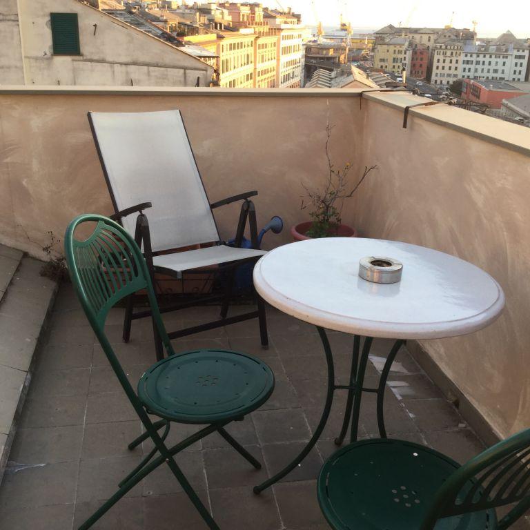 Attico / Mansarda in Affitto a Genova