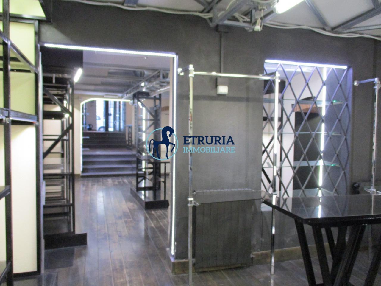 Locale Commerciale in Affitto PISTOIA