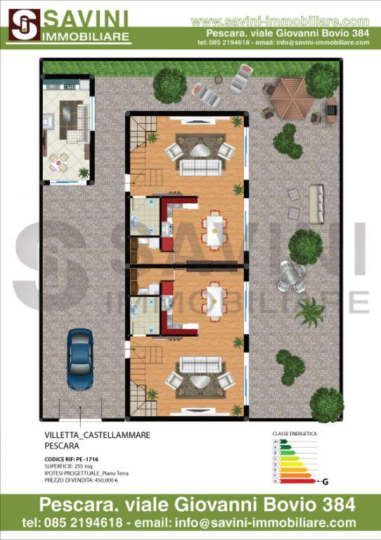 Casa Indipendente PESCARA SRE1716