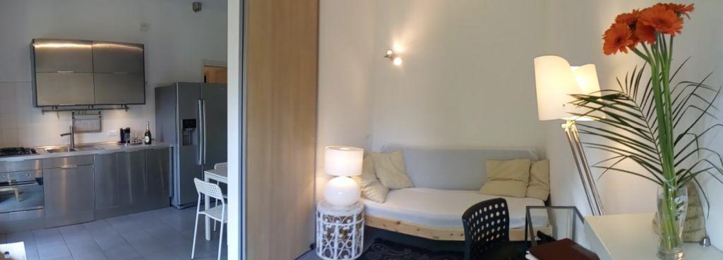 Bilocale Milano Via De Notaris 12