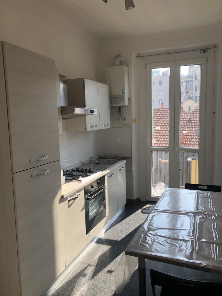 Appartamento in buone condizioni arredato in affitto Rif. 9609659