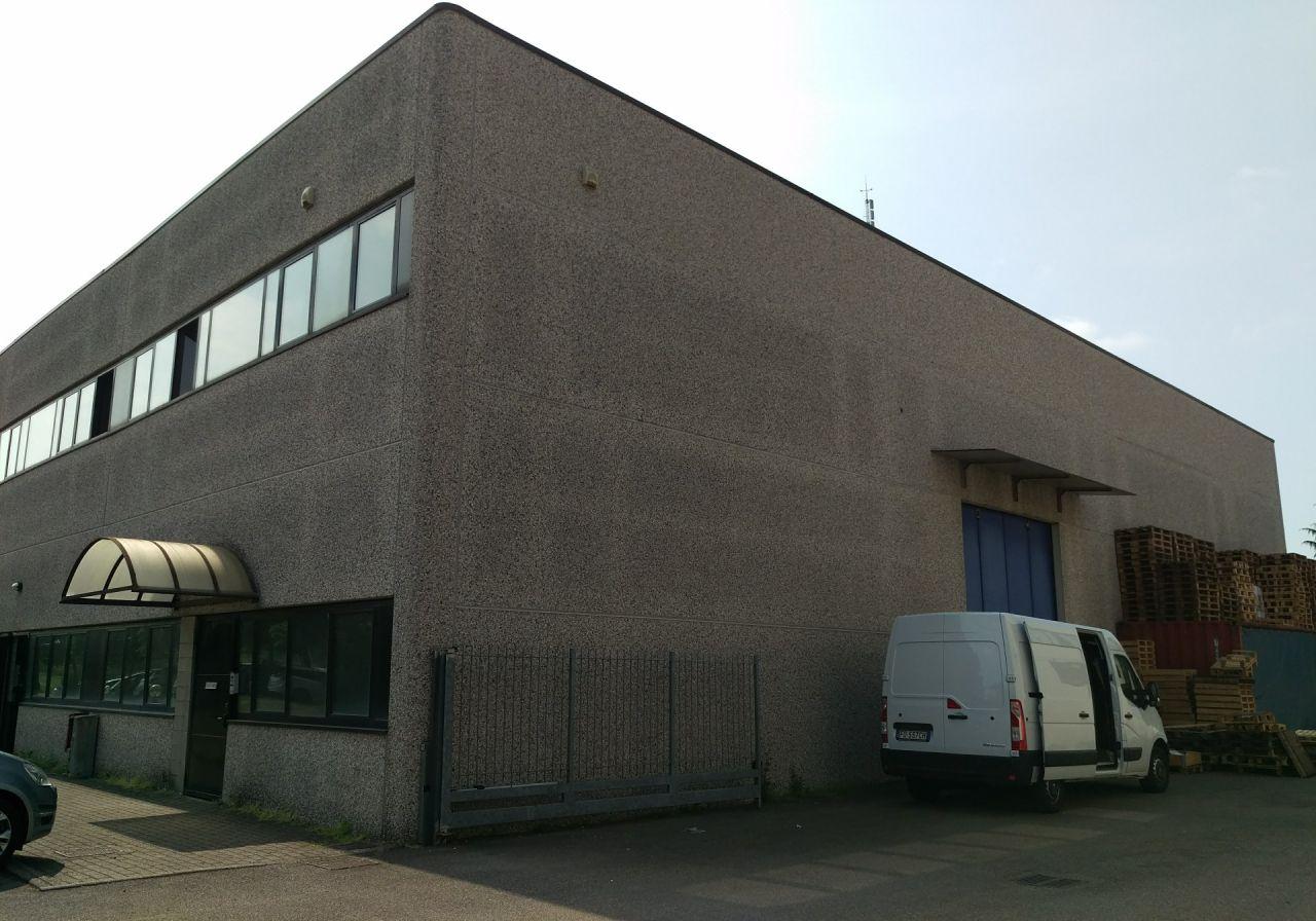 Capannone in affitto a Nerviano, 1 locali, prezzo € 2.100 | PortaleAgenzieImmobiliari.it