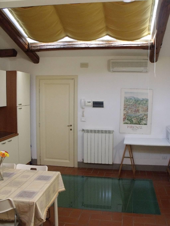 Attico / Mansarda arredato in affitto Rif. 10700761