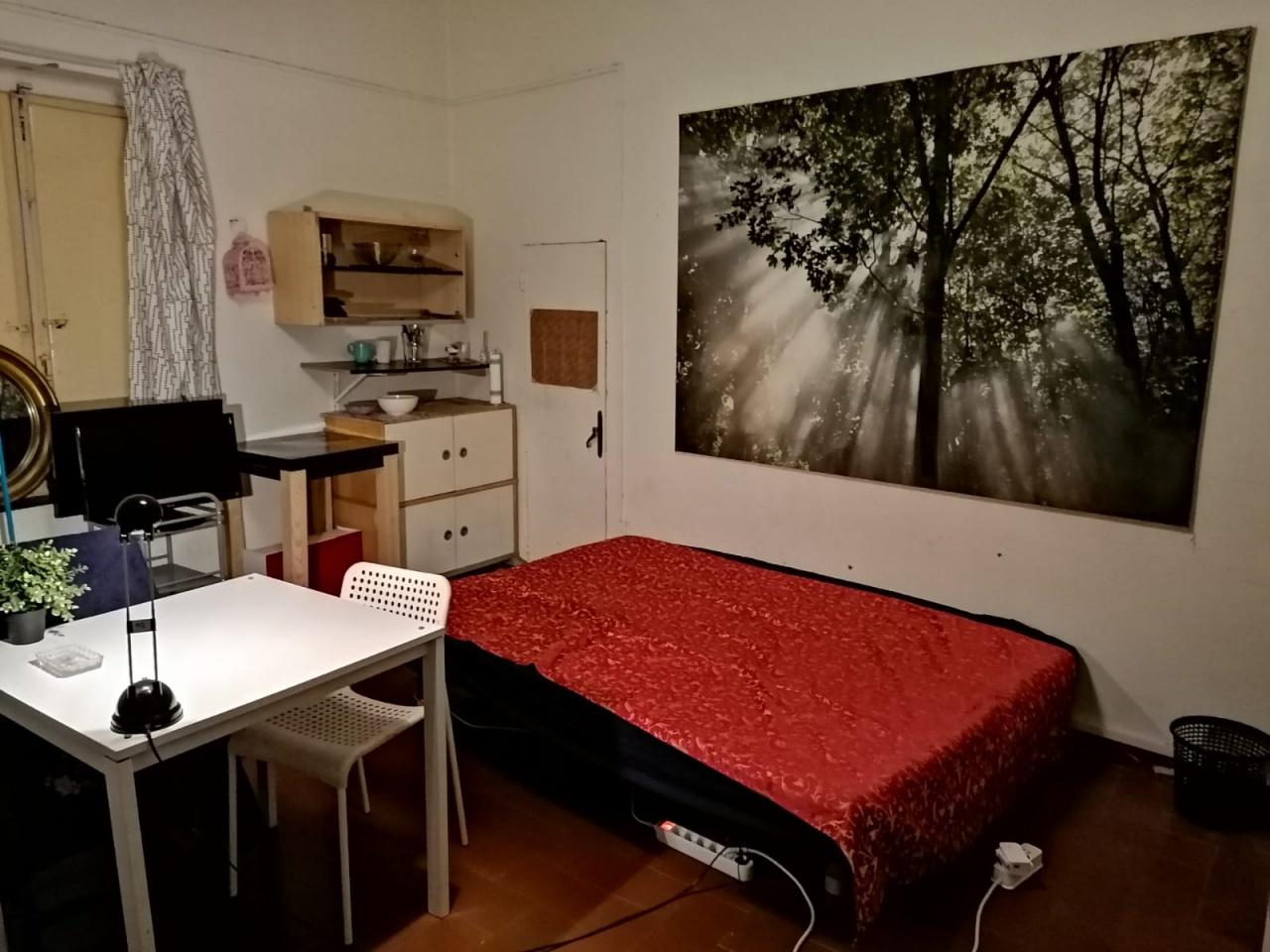 Stanza / posto letto arredato in affitto Rif. 12223916