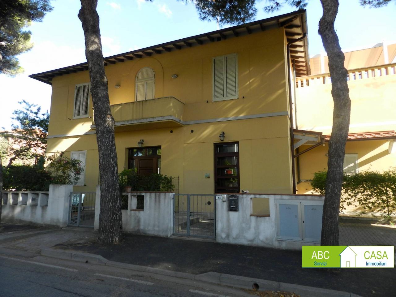vendita appartamento rosignano marittimo rosignano solvay  135000 euro  3 locali  60 mq