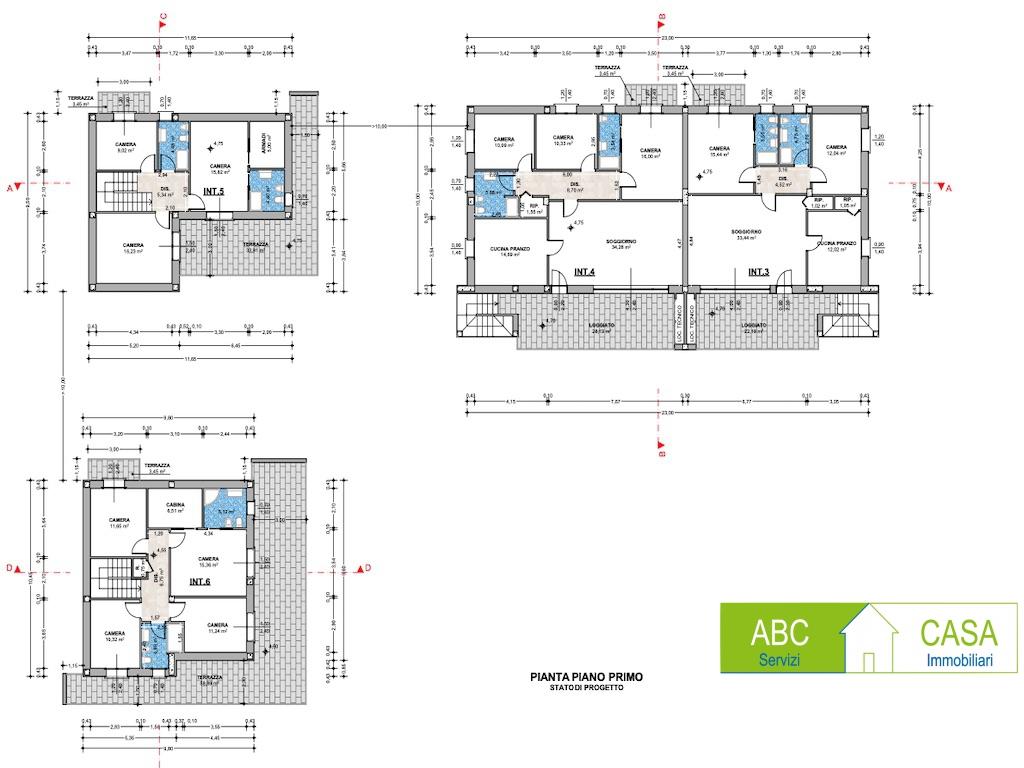 Appartamento ROSIGNANO MARITTIMO R1209