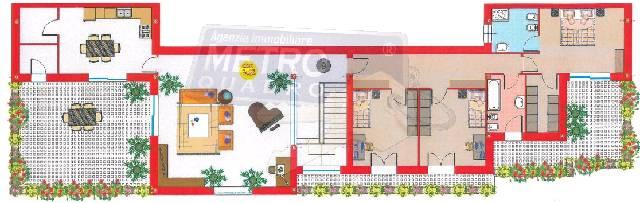 Attico / Mansarda in vendita a Thiene, 6 locali, Trattative riservate | Cambio Casa.it