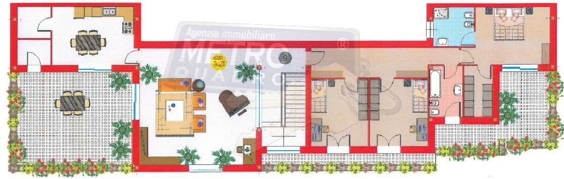 Attico / Mansarda in vendita a Thiene, 6 locali, Trattative riservate | CambioCasa.it