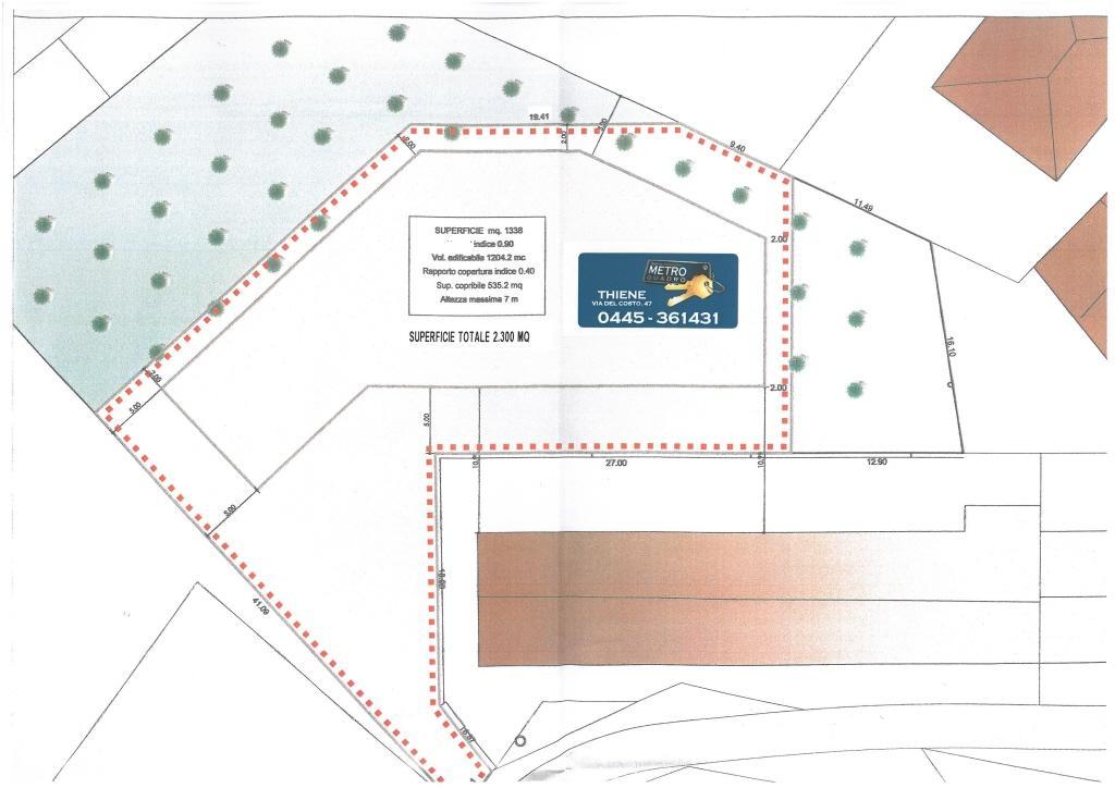 Terreno Edificabile Comm.le/Ind.le in vendita a Zugliano, 9999 locali, prezzo € 215.000 | CambioCasa.it