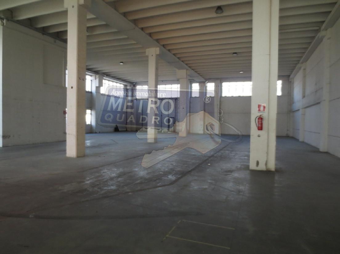 Capannone Industriale ZANE' C/460