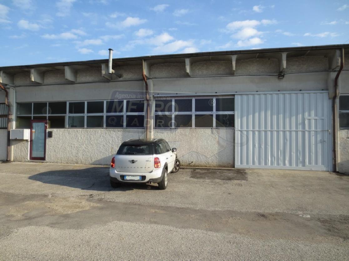Capannone Industriale ZANE' C/471