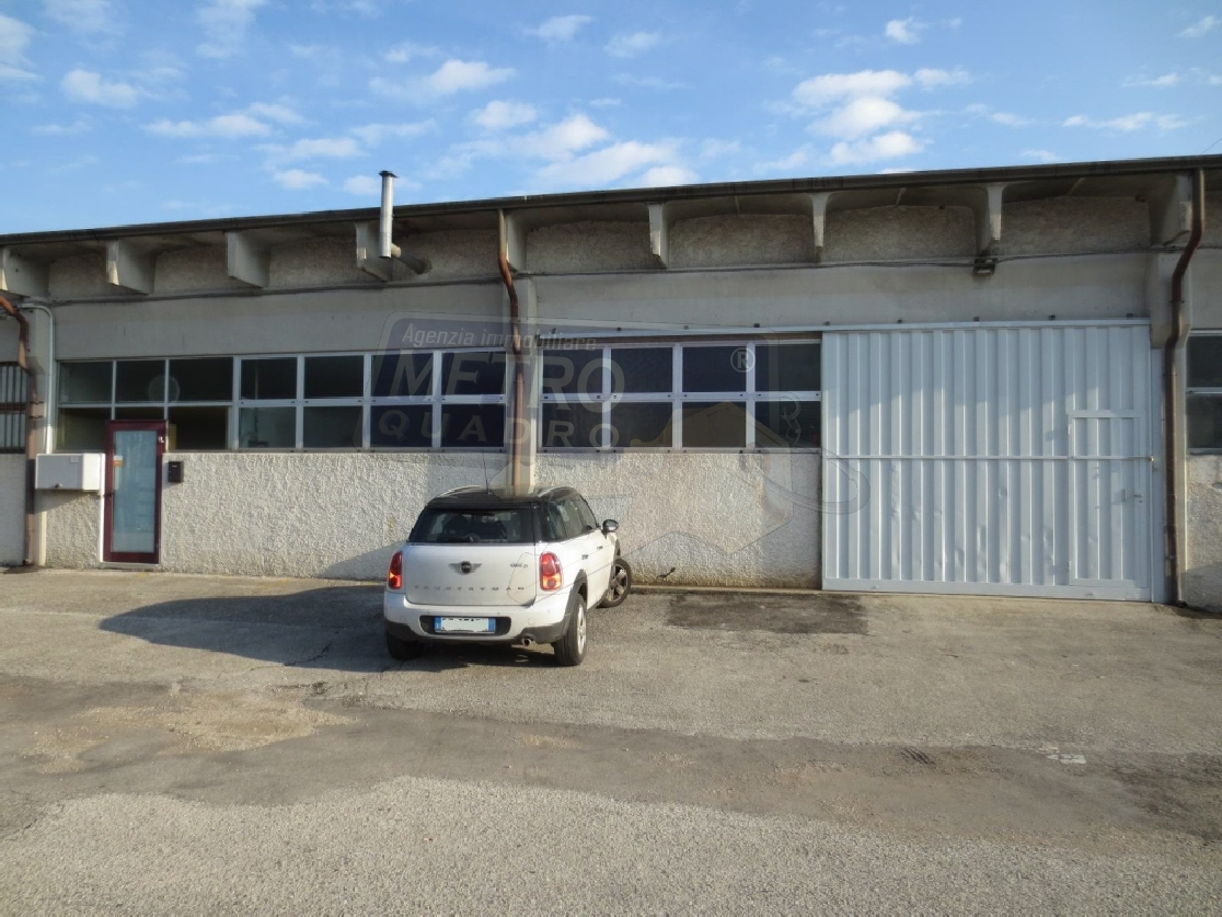 Capannone Industriale ZANE' C/473