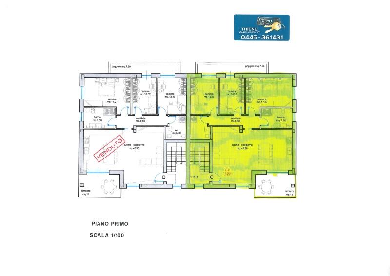 Appartamento CALTRANO R/3733