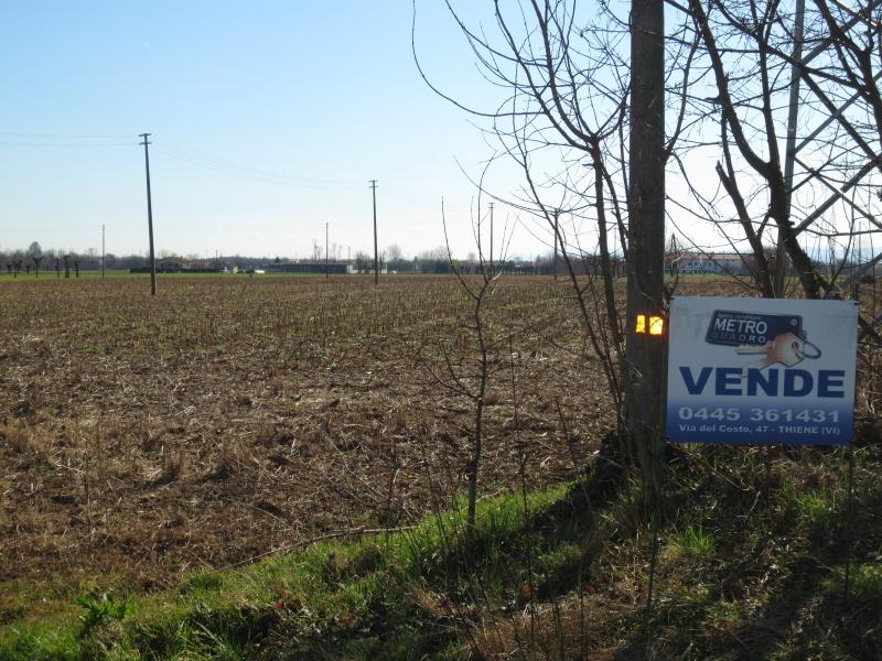 Terreno Agricolo in vendita a Villaverla, 9999 locali, prezzo € 110.000   CambioCasa.it