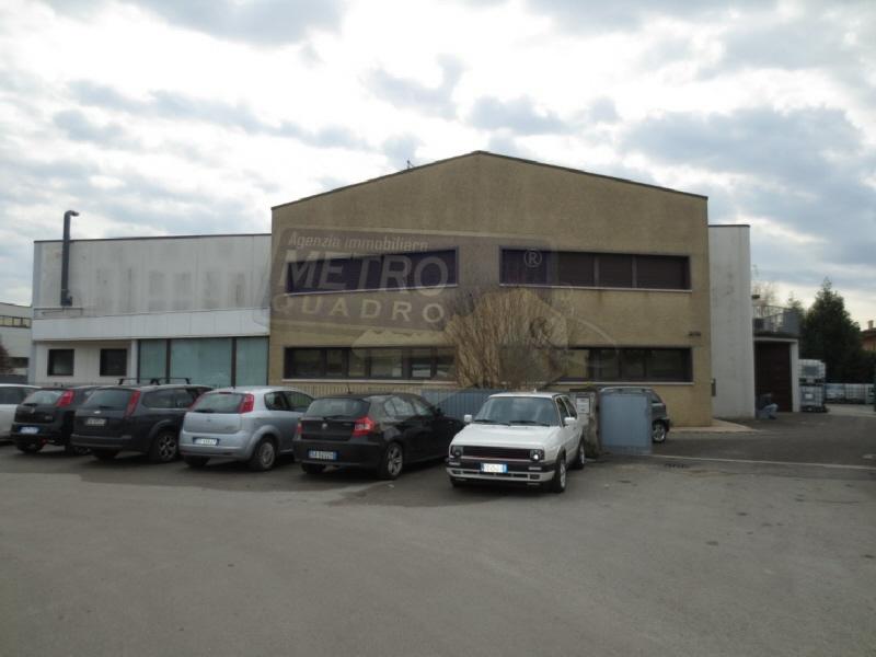 Capannone Industriale VILLAVERLA C/504