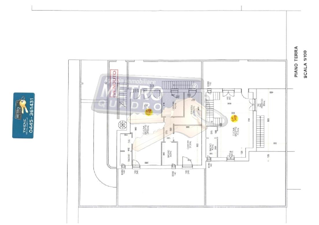 Appartamento THIENE R/3782