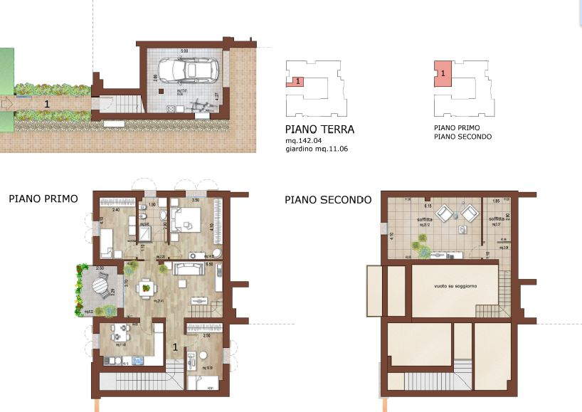 Appartamenti Emilia Romagna