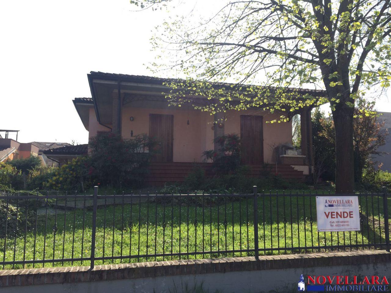Villa singola NOVELLARA RN3-358