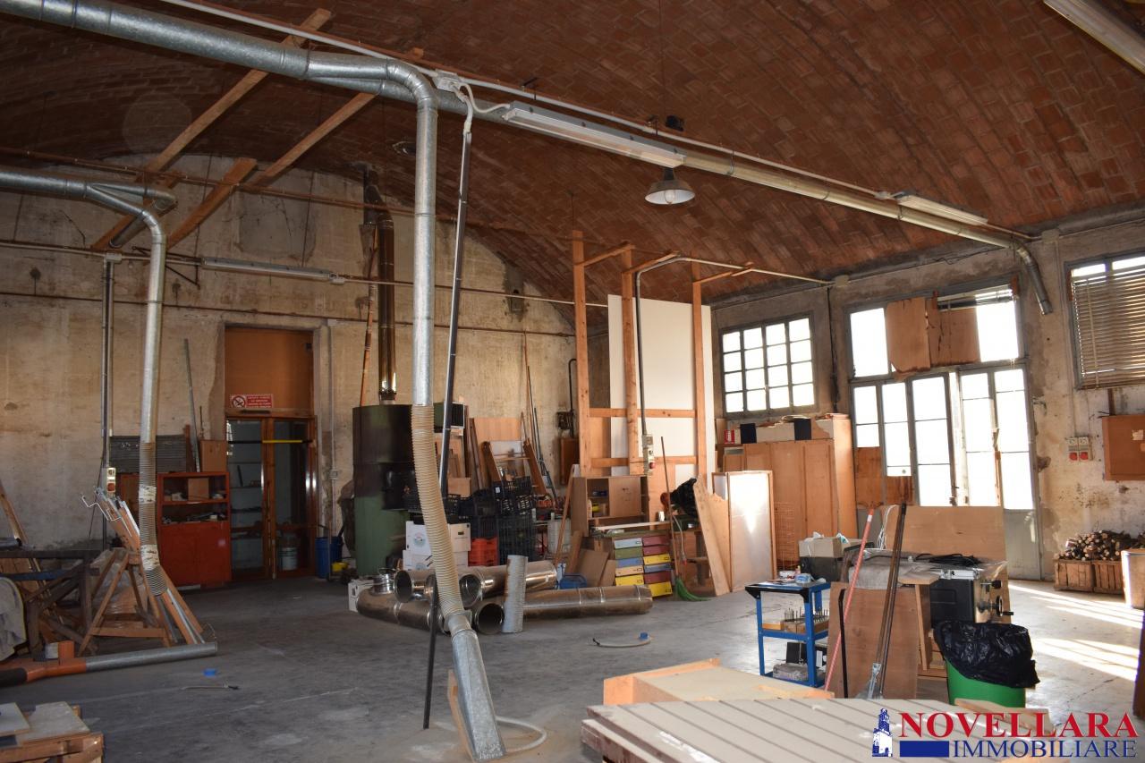 Capannone Industriale NOVELLARA RN1-458