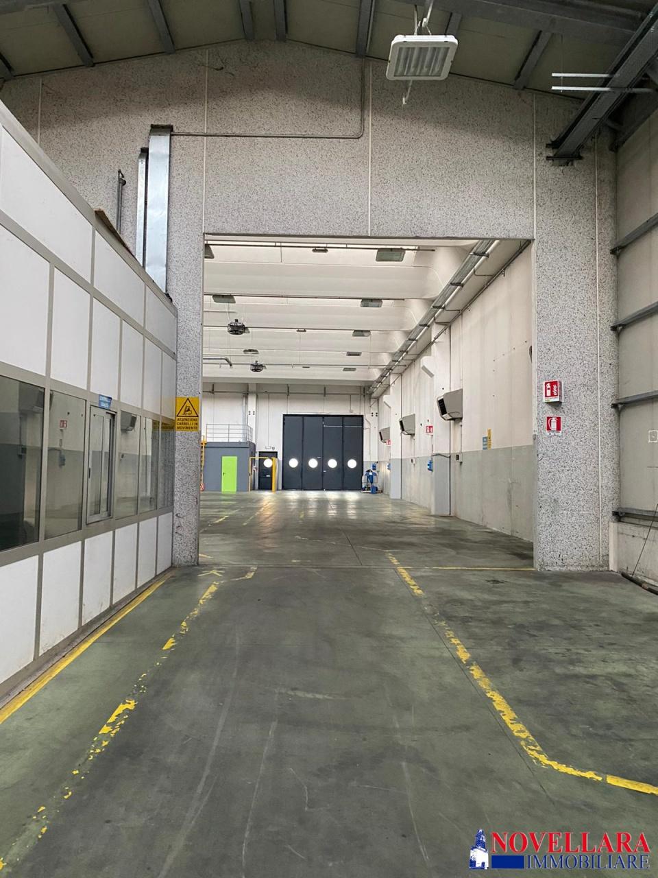 Capannone Industriale NOVELLARA L-112