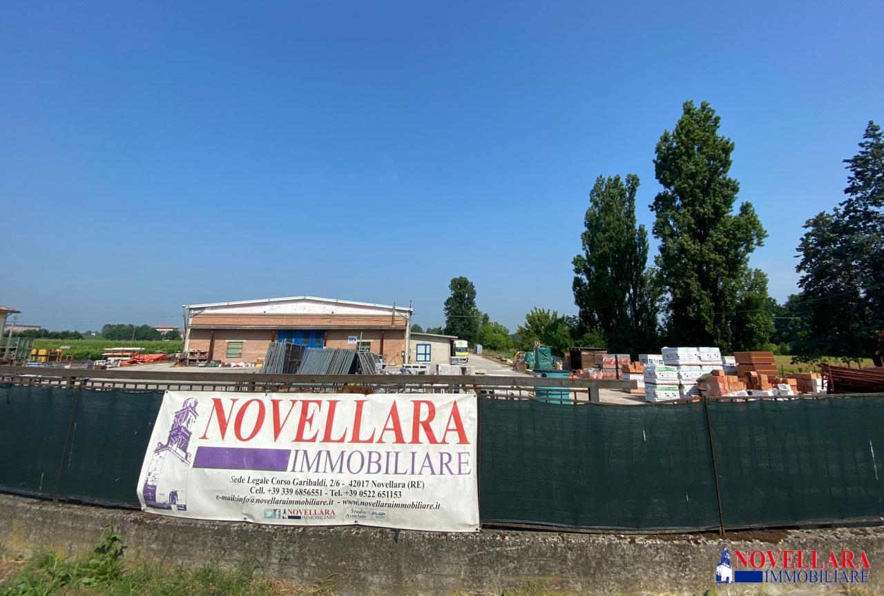 Capannone Industriale NOVELLARA RN4-559