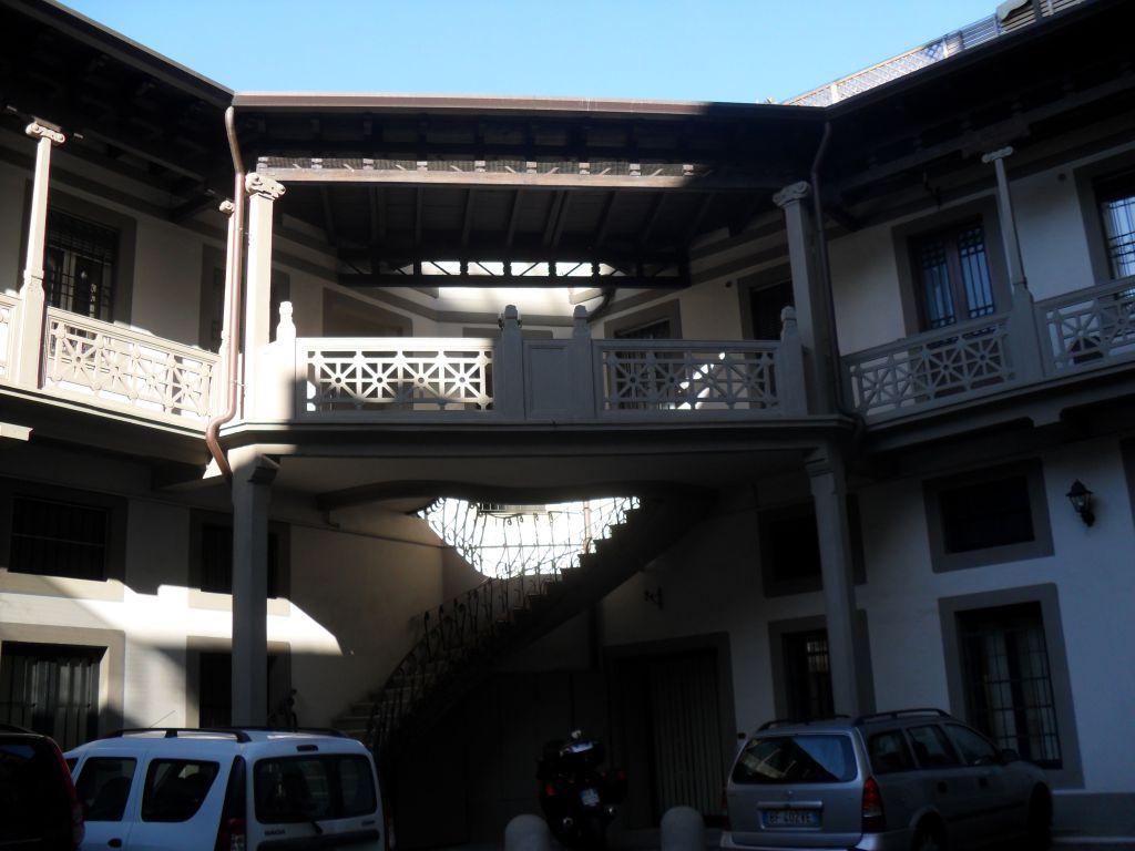 Appartamento in affitto a Brescia, 4 locali, zona Località: BORGO TRENTO, prezzo € 1.200 | Cambio Casa.it