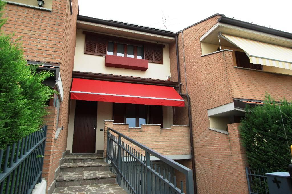 Villa a Schiera in Vendita a Casirate d'Adda