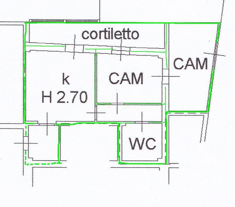 Appartamento PAVIA affitto   VIA DEI MILLE BORGO IMMOBILIARE