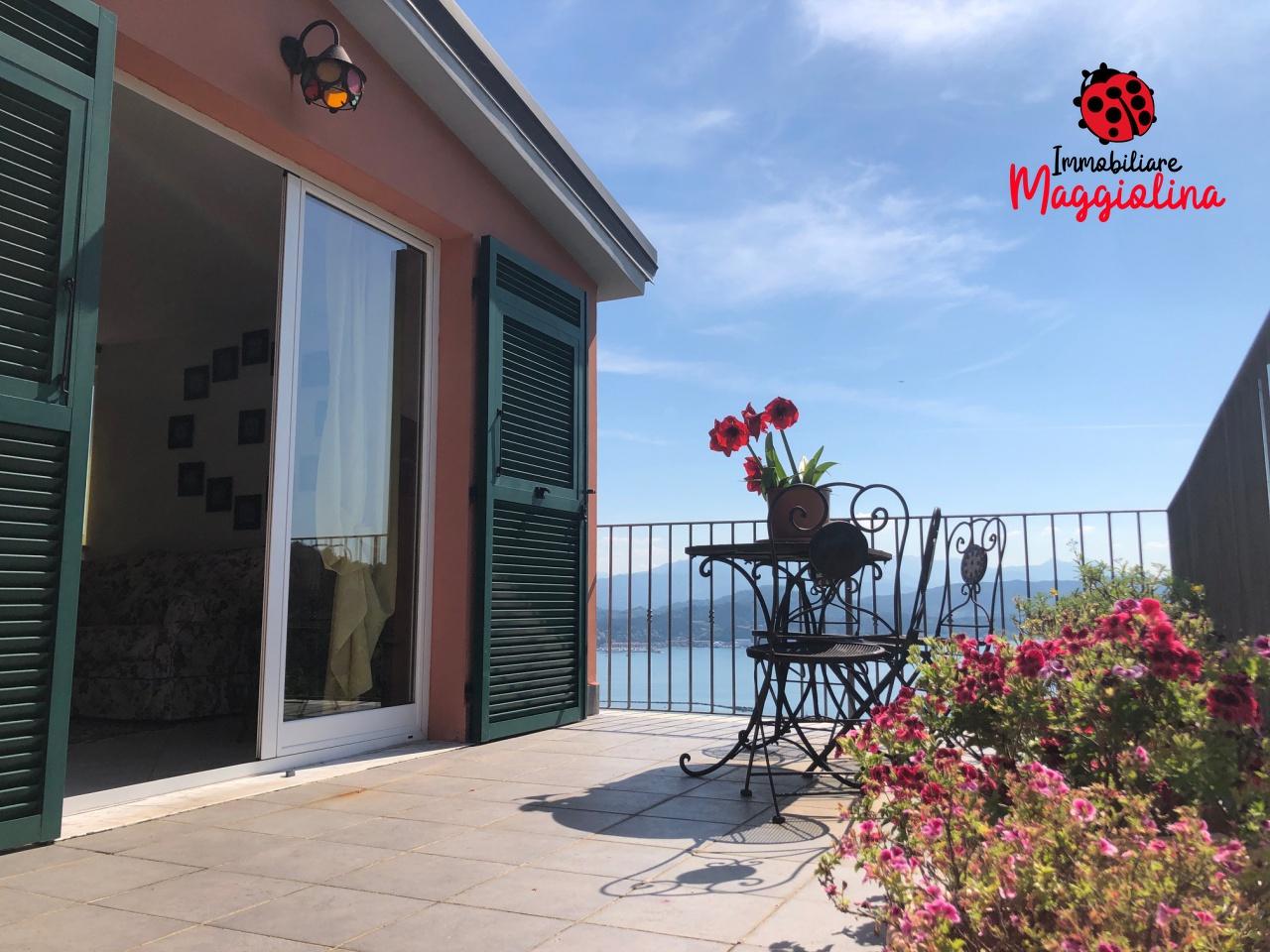 Villa Affiancata - Schiera, 136 Mq, Vendita - La Spezia (SP)