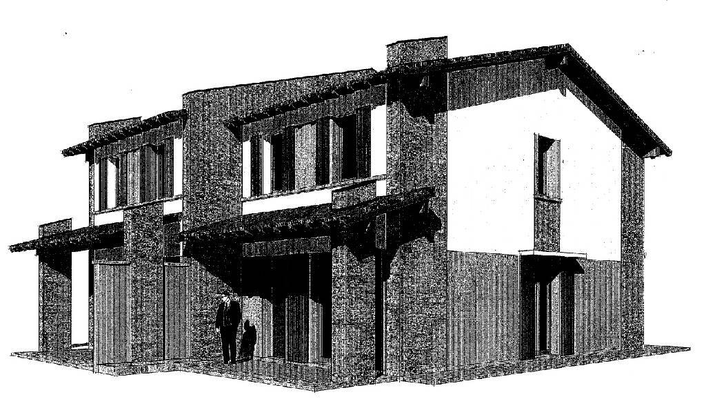 Villa in vendita a Podenzano, 4 locali, zona Località: PODENZANO, prezzo € 268.000 | Cambio Casa.it