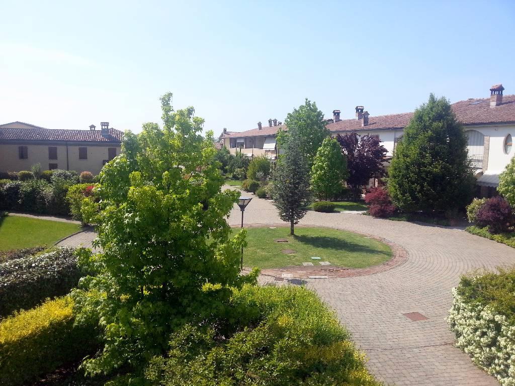 Appartamento in affitto a Gossolengo, 2 locali, zona Località: GOSSOLENGO, prezzo € 400 | Cambio Casa.it