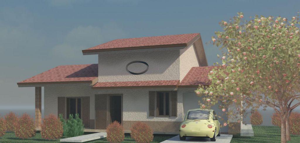 Villa in vendita a Rottofreno, 3 locali, zona Località: GENERICA, prezzo € 180.000 | Cambio Casa.it