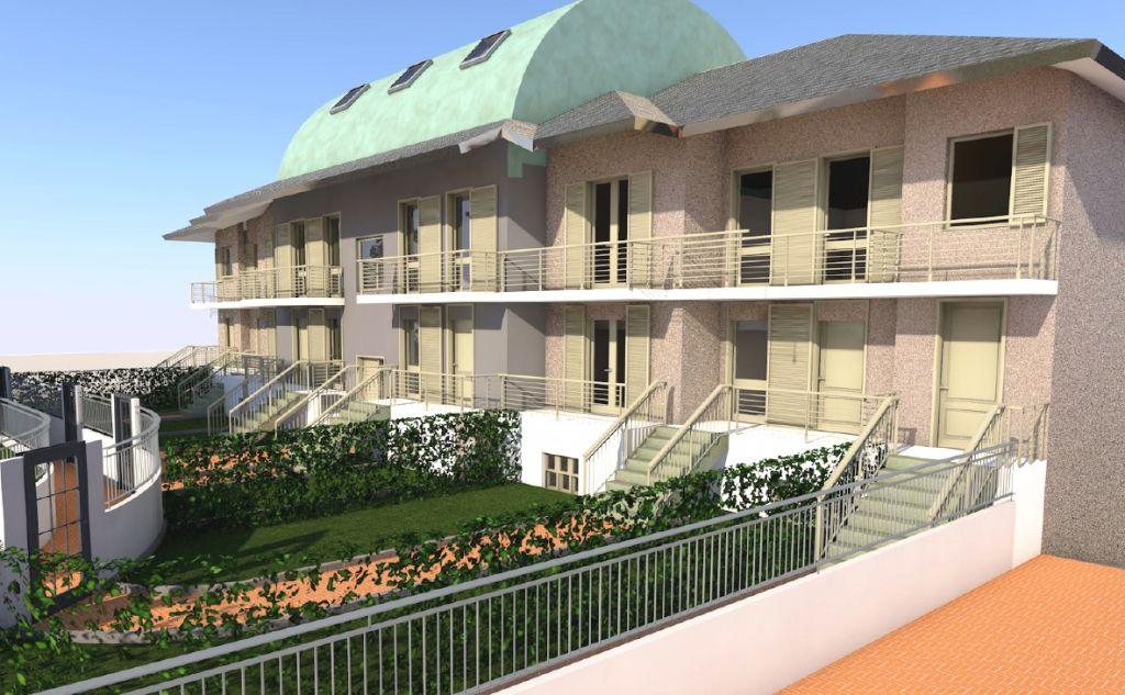 Appartamento in vendita a Rottofreno, 3 locali, zona Località: GENERICA, prezzo € 179.000 | Cambio Casa.it