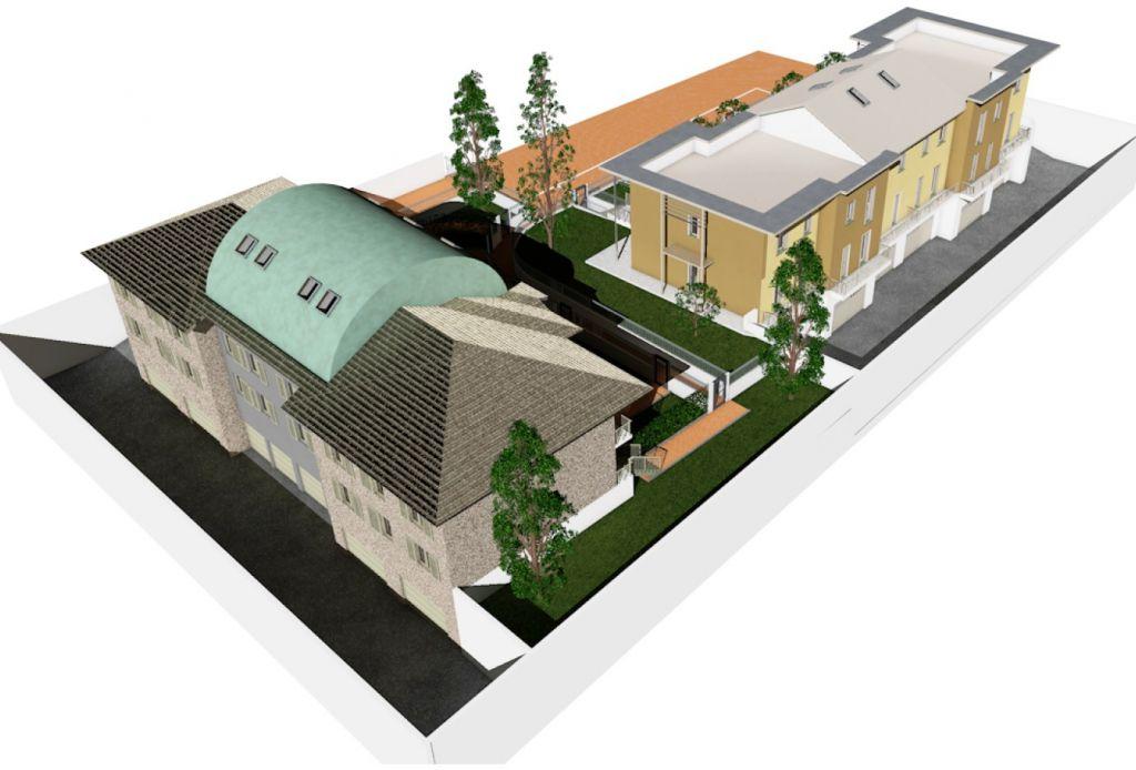 Appartamento in vendita a Rottofreno, 3 locali, zona Località: GENERICA, prezzo € 144.000   Cambio Casa.it