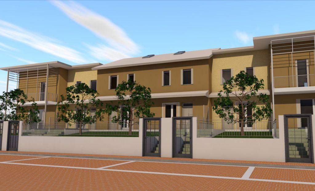 Villa in vendita a Rottofreno, 4 locali, zona Località: GENERICA, prezzo € 234.000 | Cambio Casa.it