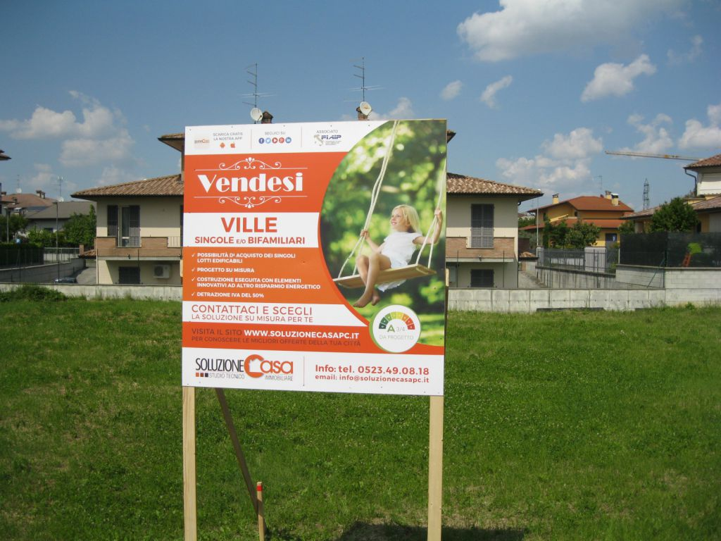 Terreno Edificabile Comm.le/Ind.le in vendita a Pontenure, 9999 locali, zona Località: PONTENURE, prezzo € 150.000 | Cambio Casa.it